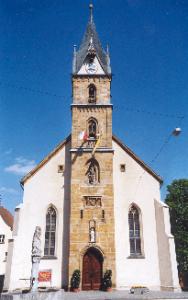 Stadtpfarrkirche St. Sebastian in Oettingen