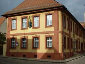 Pfarrhof von 1762