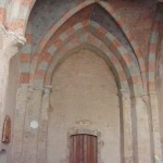 Gotischer Innenraum