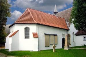 Annakapelle an der Wörnitz