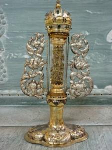 Sebastiansreliquie von 1655