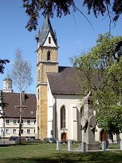 St. Sebastian Oettingen i. Bay.
