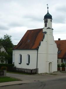 Kapelle zu den Hl. Wunden Niederhofen