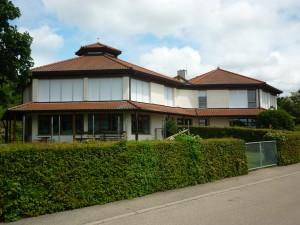Kindergarten und Pfarrheim Ehingen