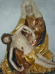 Marienkapelle Breitenlohe Pietá