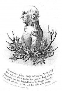 Forstinspektor Mayer aus Dornstadt