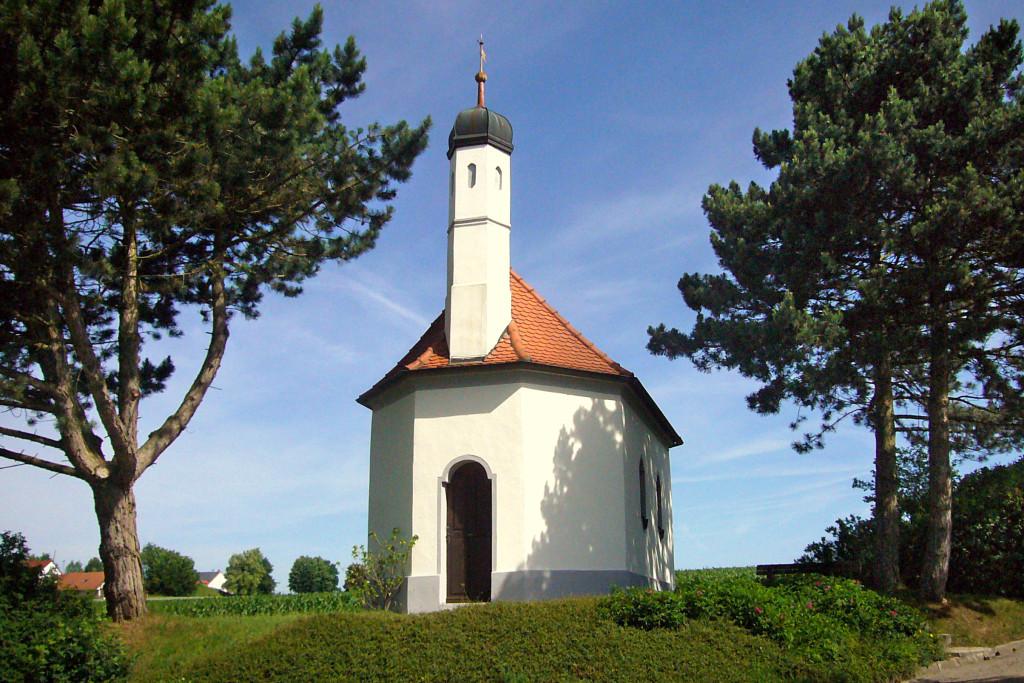 Aloisiuskapelle Ehingen - Foto H. Engel
