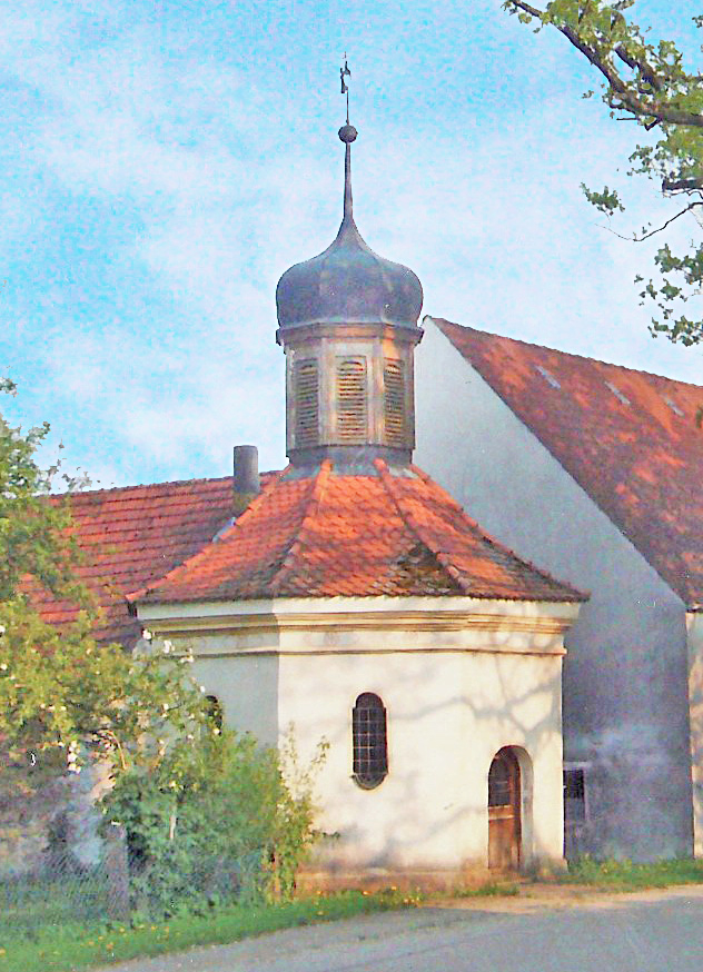 Marienkapelle Breitenlohe - Foto H. Engel