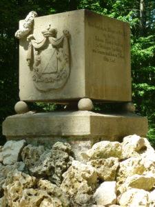 Fürstliches Monument Hirschbrunn