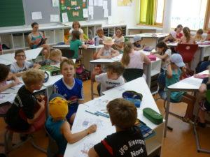 Schnupperstunde Religion mit Kindergarten und Grundschule 2019