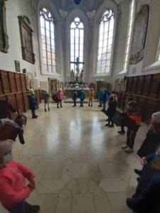 Ökumenischer Unterrichtsgang nach St. Jakob