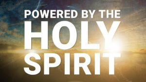Erfüllt vom Heiligen Geist